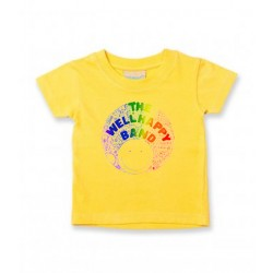 Well Happy Band Baby t-shirt