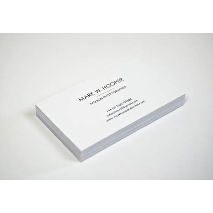 Pack of 1000 Business Cards
